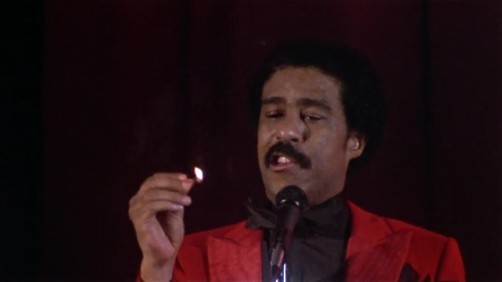 Richard Pryor match joke