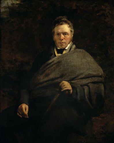 "James Hogg, 1770-1835. Poet; ""The Ettrick Shepherd"""