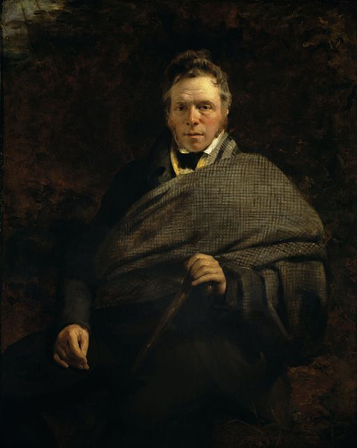 "James Hogg, 1770-1835. Poet; ""The Ettrick Shepherd"""