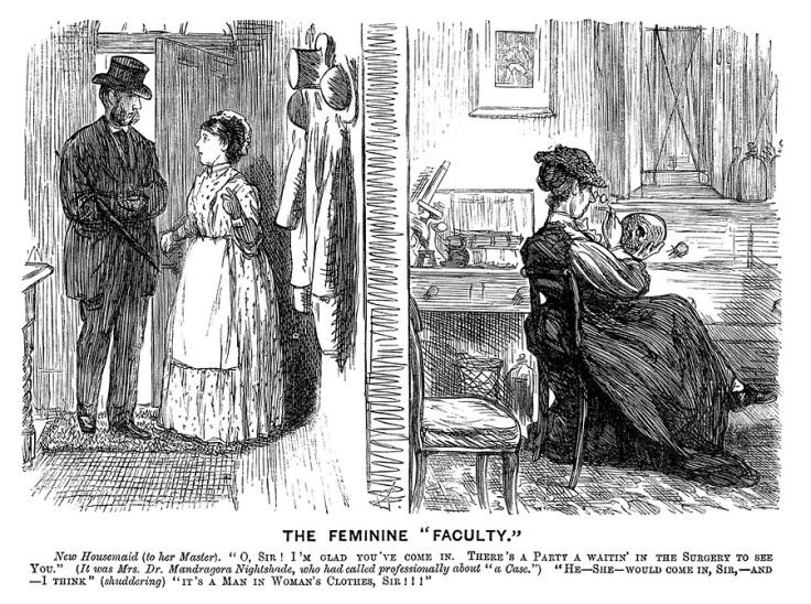 The Feminine Faculty